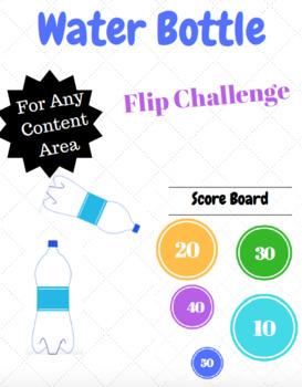Water Bottle Flip Challenge Review