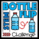 Bottle Flipping STEM challenge