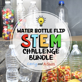 Water Bottle Flipping STEM Activity BUNDLE