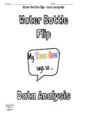 Water Bottle flip- Data Analysis