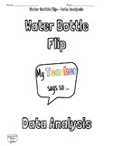 Water Bottle flip- Data Analysis