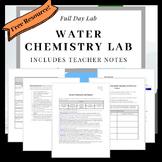 Water Chemistry Lab: Testing pH, Nitrate, Phosphorus, Diss