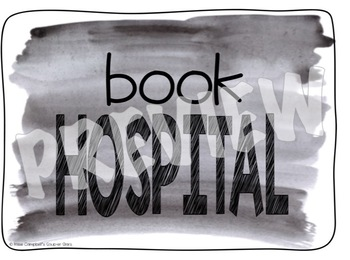 Water Color Theme {Book Hospital)
