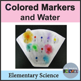 Colored Markers: Water Science and Solubility