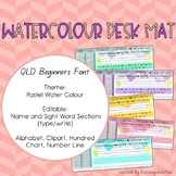 Water Colour Name Plates