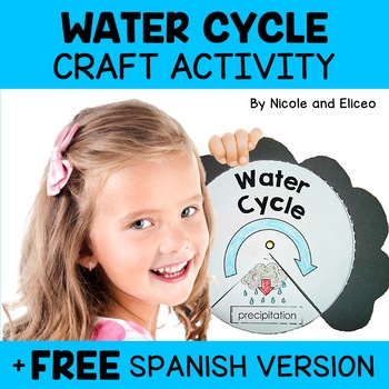 Easy Craft - Water Cycle Craft Activity