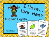 Water Cycle Game