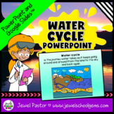 Water Cycle Activities (Water Cycle PowerPoint)