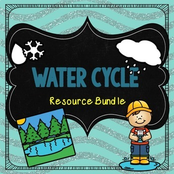 Water Cycle Reading Comprehension and Activities