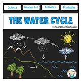 Water Cycle Mini-Unit with Activities & Flip Book for Scie