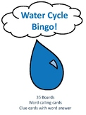 Water Cycle BINGO!