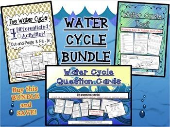 Water Cycle BUNDLE!