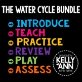 Water Cycle Activity Bundle