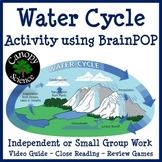 Water Cycle BrainPOP