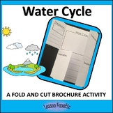 Water Cycle Brochure Activity