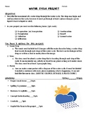 Water Cycle Choice Project