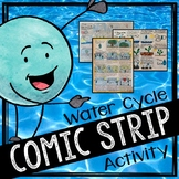 Water Cycle Comic Activity