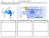 NGSS MS./HS. EARTH'S SYSTEMS: Water Cycle Comic Strip