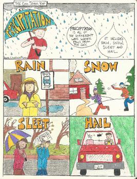 Weather Comics Bundle