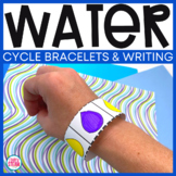Water Cycle Craft │ Weather STEM │ Water Cycle STEM