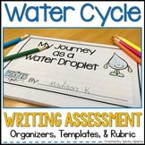 Water Cycle Writing Activity
