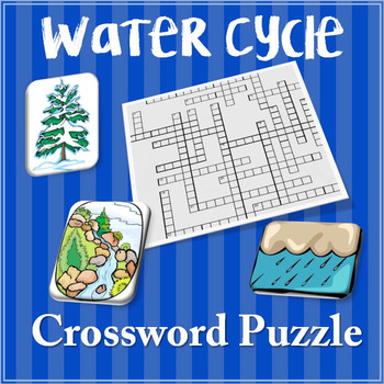 Water Cycle Crossword