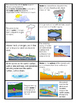 Water Cycle Cut and Paste Vocabulary Freebie