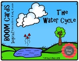 Water Cycle Digital Boom Cards Task Cards