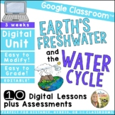 Water Cycle Distance Learning Lesson