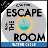 Water Cycle Science Escape Room