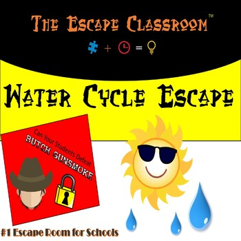Water Cycle Escape Workshop
