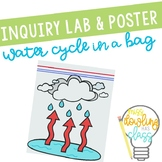 Inquiry Lab: Water Cycle Experiment in a Bag