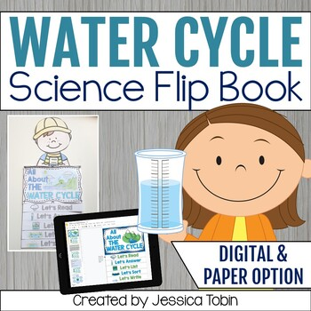 Water Cycle Flip Book