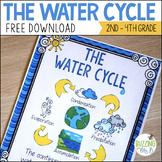 Water Cycle Freebie!