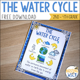 Water Cycle Freebie!