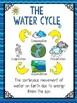 Water Cycle Freebie Pack!