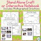 Water Cycle Graphic Organizer Activity & Non-Fiction Read Aloud