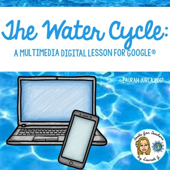 Water Cycle Hyperdoc for Google Drive & Google Classroom