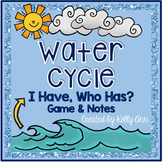 Water Cycle Activity Review Game