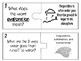 Water Cycle-  INFORMATIONAL TEXT /  MAIN IDEA / CONTEXT CLUESwith  puzzle game