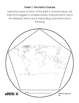 Water Cycle Interactive Globe