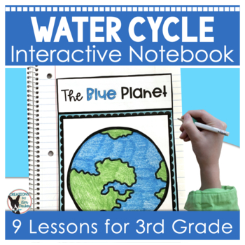 Water Cycle- Interactive Notebook Pages