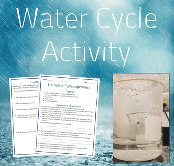 Water Cycle Lab