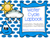 Water Cycle Lapbook