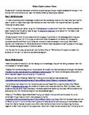 Water Cycle Lesson Plan Bundle