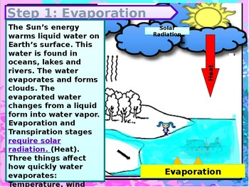 Water Cycle- MS-ESS2-4