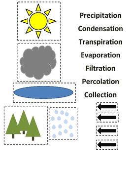 Water Cycle Mini Lesson Plan