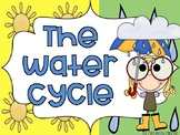 Water Cycle Mini-Unit Activity Pack