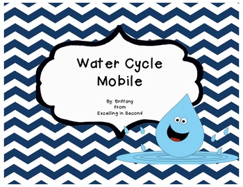Water Cycle Mobile