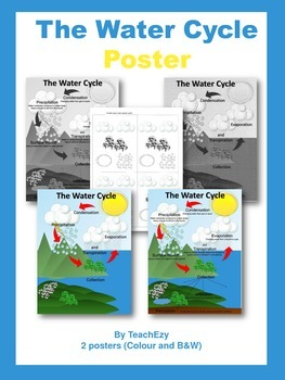 Water Cycle Posters
